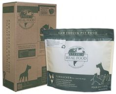 Turducken Raw Dog & Cat Food is made from free range, antibiotic and hormone free chicken, turkey and duck. The organ and muscle meat are mixed together with duck necks and frames to create a high protein and fat diet, two critical ingredients for creating the energy a healthy active dog needs.