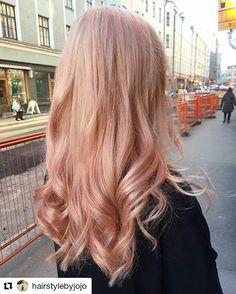 Opal Braid - 20 Blue and Purple Hair Ideas - The Trending Hairstyle Peach Hair, Pink Hair, Dusty Rose Hair, Strawberry Blonde Hair, Brown Blonde Hair, Rose Gold Blonde, Hair Color Purple, Aesthetic Hair, Pretty Hairstyles