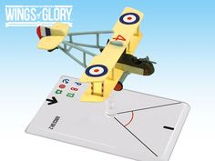 Wings of Glory: 3x3 Airco DH.2 (Saundby)