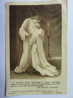 Catholic Saints, Roman Catholic, Christian Drawings, Catholic Gentleman, Vintage Holy Cards, Catholic Quotes, Heart Of Jesus, Religious Art, Belle Photo