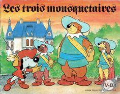 Les trois mousquetaires   since 1973