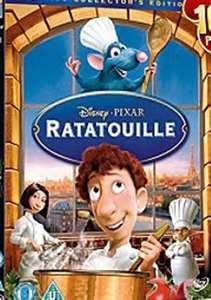 Ratatoulle ... if you can overcome a rat cooking...it's all good. ;-p