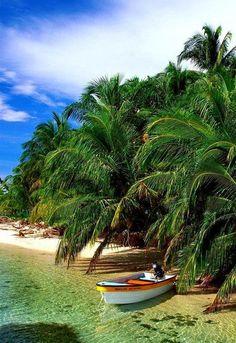 Bocas del Toro - Panama.