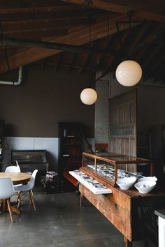 When in Portland, OR be sure to stop by the beautiful Alma Chocolate Space for locally made chocolates