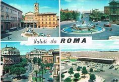 ROMA - Souvenir - 1959