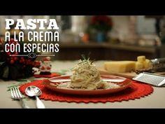 ¿Cómo preparar Pasta a la Crema con Especias? - ¿Ya estás pensando el menú de la cena de #NocheBuena? Checa las Recetas Navideñas que CocinaFresca tiene para ti como esta Pasta a la Crema con Especias. Descubre mucho más suscribiéndote a #CocinaFresca. #CocinaFresca es presentada por Walmart ¡Suscríbete!