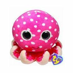 Ty Beanie Boos Ollie Octopus Plush