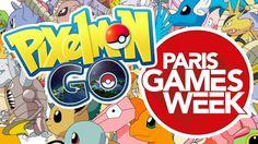 🔴LIVE | PIXELMON GO - EN DIRECT DE LA #PGW ! - Minecraft