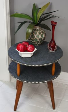 How To: Upholster a Laminate Tabletop