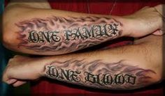 Galeria tatuazy - Tatuaze napisy
