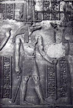 El dios cocodrilo Sobek