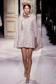 Giambattista Valli Haute Couture 2013. #couture #pretacouture #demicouture
