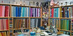 Fabric Resource: Sew Much More | Fabric Boutique - Austin, TX - local source for great fabrics (and service for Bernina sewing machines)