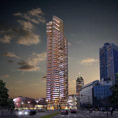 Frankfurt | Tower 2 (Wohnturm Skyline Plaza) | 160m | 50+ Stockwerke | In Planung - Page 4 - SkyscraperCity