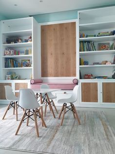 Playroom, Corner Desk, Dining Chairs, Furniture, Home Decor, Corner Table, Game Room Kids, Dining Chair, Game Room