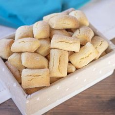 Italian Desserts, Sweet Desserts, Italian Recipes, Vegan Recipes, Italian Biscuits, Gula, Cookie Bars, Cupcake Cakes, Cornbread