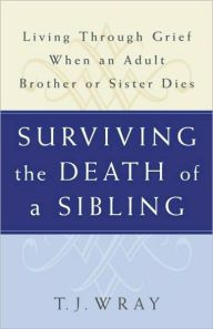 Surviving The Death of a Sibling: Living through Grief when an Adult Brother or Sister Dies. Adult's don't always know how to handle their grief when a sibling dies. This book would be a great read for those that just don't know where to turn for help. Missing My Brother, Loss Of A Sister, I Miss My Sister, Dear Sister, Big Sis, Baby Sister, Brother Sister, Dealing With Grief, Sibling Relationships
