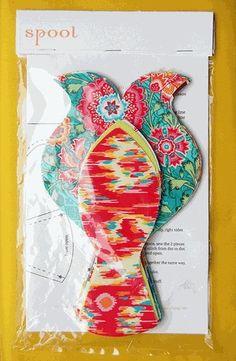 Spool Bird Kit