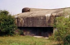 WWII - Europe:  Fortress Four-a-Chaux - Maginot Line