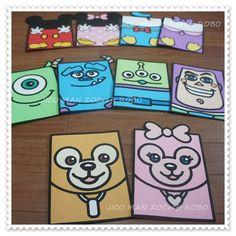 知人へのプレゼント用で作成~! 今回はダッフィー&シェリーメイも仲間入り(*^_^*) そして、前から仲間を増やしたかったトイストーリーで!!... Duffy The Disney Bear, Origami, Art Drawings, Birthday Cards, Presents, Design, Crafts For Kids, Xmas, Drawings