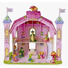 Princess Lillifee Fairy Castle Building Set, Gifts for Girls