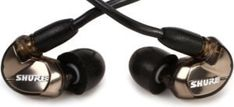 Shure – Noise Cancelling Earbud with Best Build Quality Best Noise Cancelling Earbuds, Best Build