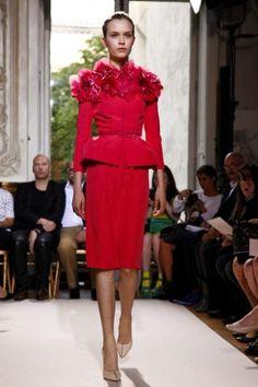 Georges Hobeika Fall Winter Couture 2012 Paris