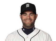 Alex Avila~Detroit Tigers