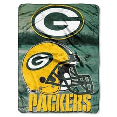 Green Bay Packers Extra Large Plush Blanket by Northwest. $44.99. Machine washable and dryable. 60 inches x 80 inches. Made of acrylic and polyester. Officially licensed. Superior durability. This blanket is a generous 60 by 80 inches. It's big enough to use as a cover for a twin bed! This is the softest, brightest, and plushest printed blanket on the planet! This luxurious throw can be used at the game, on a picnic, in the bedroom, or cuddle under it in the den while...