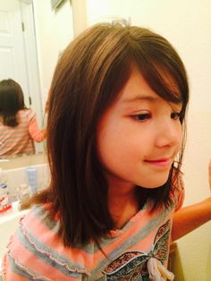 55 Short Hairstyles For Little Girl 2017 Lovely 97 Hair Cutting . Hair Style Girl new hair cutting style girl 2017 Young Girl Haircuts, Girls Haircuts Medium, Bob Haircut For Girls, Little Girl Haircuts, Bob Haircuts, Medium Hair Cuts, Medium Hair Styles, Short Hair Styles, Short Hair Lengths