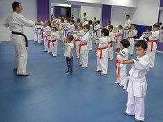 Cursuri de Karate pentru copii in Sibiu www.terrasportika.ro Karate, Club