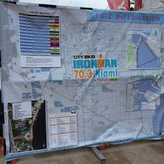 Race Report: Ironman 70.3 Miami | Four Season Fit Race Bibs, Athletic Events, Iron Man, Miami, Swimming, Racing, Fit, Swim, Running