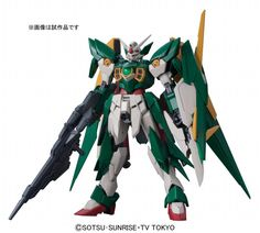 MG 1/100 Gundam fenice Rinascita: Added No.5 New Big Size Official Images, Info release http://www.gunjap.net/site/?p=238348