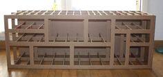 tutoriel meuble tv en carton - Recherche Google