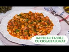 Romanian Food, Chana Masala, Food Videos, Foodies, Menu, Cooking, Ethnic Recipes, Soups, Youtube