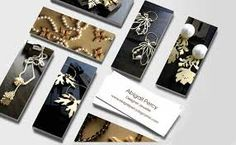 Image result for cool fashion business cards