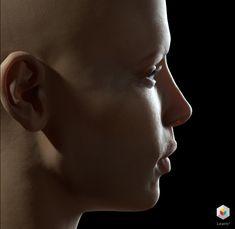ArtStation - Learn Squared Skin shader, Maciej Kuciara