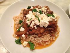 Game Changing Greek Beef Stew #stew #soup