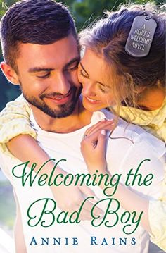 """WELCOMING THE BAD BOY – On sale August 2016 About the book – From the bestselling author of Welcome to Forever (""""Full of heart and emotion!""""—Lori Wilde) comes a sweet,… Double Life, Touching Stories, Books For Boys, Great Books, I Fall In Love, Bad Boys, Laugh Out Loud, Bestselling Author, The Book"""