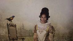 https://flic.kr/p/F1ufnG | Broken Dreams de Michael Cook, Brisbane Queenland (Australie) | Art contemporain des Autochtones d'Australie  Si les Britanniques, au lieu de rejeter la société arborigène, s'étaient ouvert au monde autochtone, que serait-il arrivé? Tel un rêve ce tableau propose ce qui aurait pu être.  Une exposition réalisée par le Musée de la civilisation en collaboration avec le Kluge-Ruhe Aboriginal Art Collection de l'Université de Virginie.  Vibrante et colorée, Lignes de…