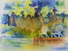 Joan Applebaum Art: Capturing Atmosphere With Color