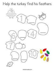105 Best Thanksgiving images | Thanksgiving coloring pages ...