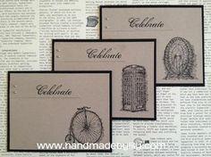 Feeling Sentimental Stamp Set - Sale-a-bration 2013