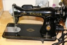 1591 Singer--many hours spent on this machine.