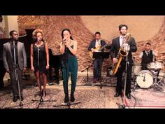 Such Great Heights - Jackson 5 - Style The Postal Service Cover ft. Kiah Victoria - YouTube