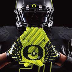 Oregon Ducks - 80 Uniform Combos a Year
