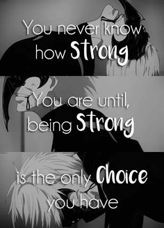 So true Anime: Tokyo ghoul Sad Anime Quotes, Manga Quotes, True Quotes, Best Quotes, Tokyo Ghoul Quotes, Boys Anime, A Silent Voice, Dark Quotes, Inspirational Quotes