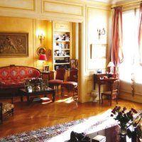 Quite a lovely living room