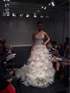 @loriburnsallen @Monte Durham @Lazaro_Bridal #BridalFashionWeek #BridalMarket