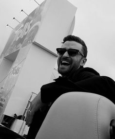 Our #Smile Day ... Many Emotions Justin Timberlake #Cannes2016